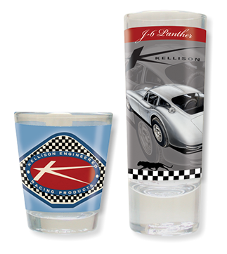 shot glass concepts for kellison cars