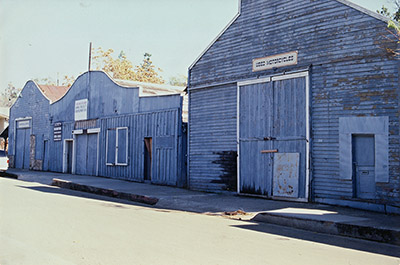 905 sutter street in Folsom,  Californian birth place of Jim Kellison's J car series
